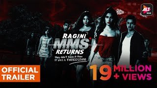 Download RAGINI MMS RETURNS | Uncensored | Official Trailer (HD) | #RaginiIsBack #ALTBalajiOriginal 3Gp Mp4