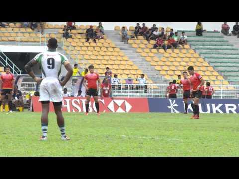 Malaysia 7s - Sri Lanka v China