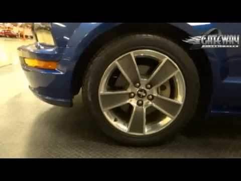 2008 Ford Mustang GT Premium Coupe for sale at Gateway Classic Cars in