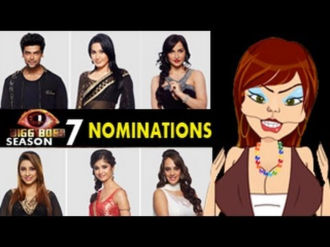 Bigg Boss 7 NOMINATIONS SPECIAL - 21st September 2013