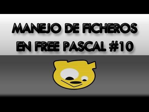 Manejo de Ficheros en Free Pascal #10: Directivas de Compilación
