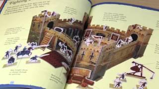 Usborne Slot-Together Castle and Book