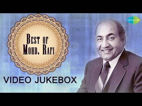 Best of Mohd. Rafi Video Jukebox | Evergreen Bollywood Video...