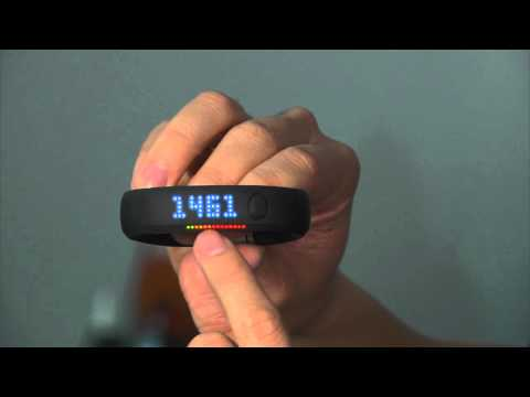 Quick Look at the Nike+ FuelBand