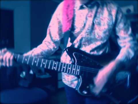 My Bloody Valentine - Sugar guitar cover