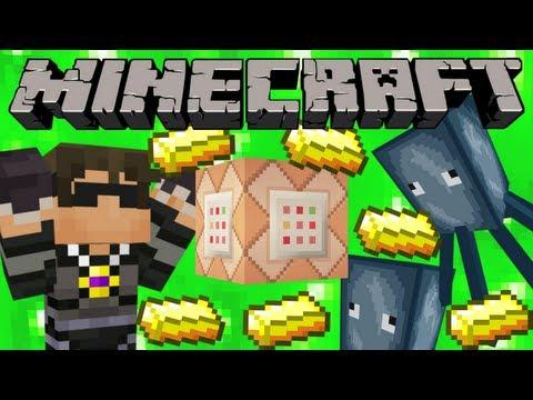If SkyDoesMinecraft used Command Blocks - Minecraft