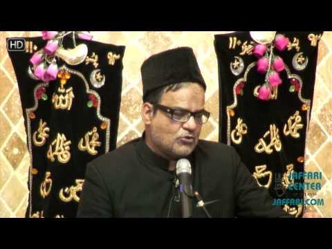 14th Safar 1434 Maulana Abid Bilgrami Night 4