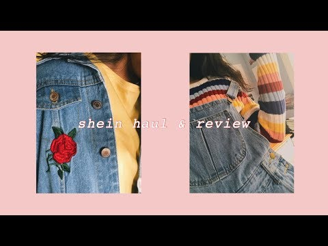 shein haul and some tips ;)