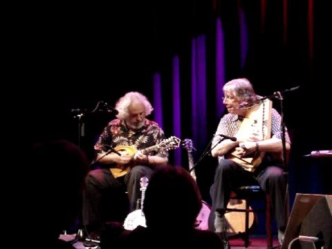 Jerry Garcia & David Grisman - Hopalong Peter