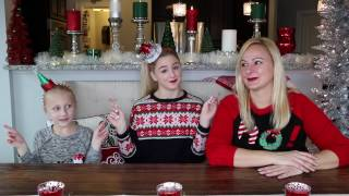 Christmas Name Game with My Mom & Clara // 24 Days of Chloe // Chloe Lukasiak