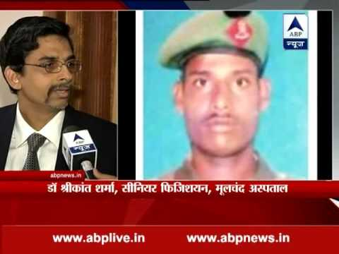 Doctor Srikant Sharma explains reason behind survival of rescued soldier in Siachen