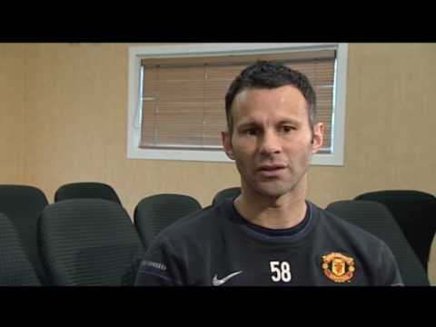 ryan giggs 2011. Ryan Giggs on touring Asia
