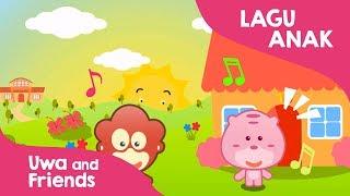 Lagu Anak Indonesia - 1 2 3 4 ( Bangun Pagi ) - satu dua tiga empat
