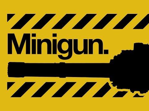 Миниган в играх (Minigun)