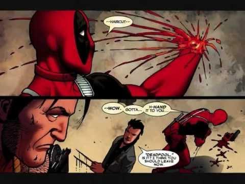 Go Back > Gallery For > Daken Vs Deadpool X 23 Daken