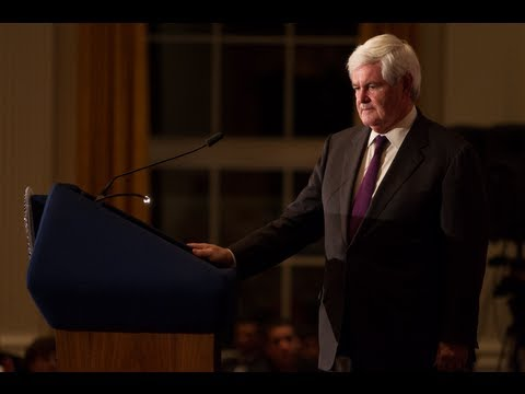 Newt Gingrich Talks the Future of America