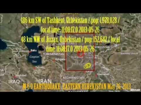 26 2013 magnitude mb 6 0 region eastern uzbekistan date time 2013 05