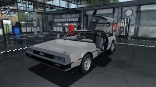 Car Mechanic Simulator 2015 Delorean restoration to stock