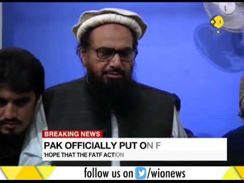 Breaking  News: India welcomes FATF decision to greylist Pakistan