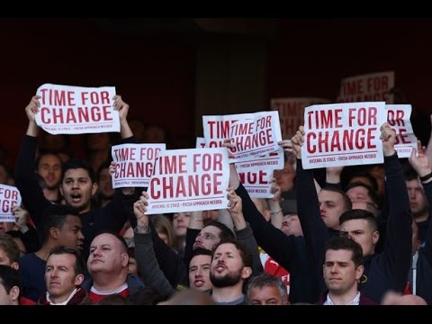 Arsenal News | Was The Time For a Change Protest A Waste Of Time?