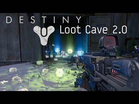 New Loot Cave! - Destiny Gameplay