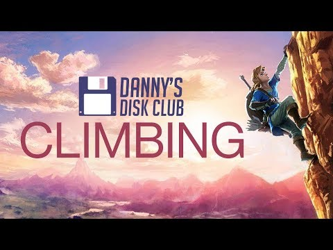 Zelda: The Peak of Climbing | Danny's Disk Club