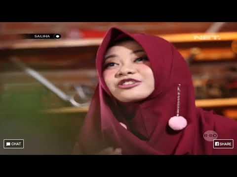 Syifa Adinda Negara Live On Saliha - NET TV