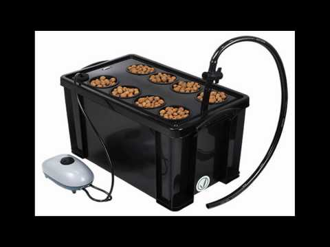 Best Hydroponic Indoor Growing Systems For Sale