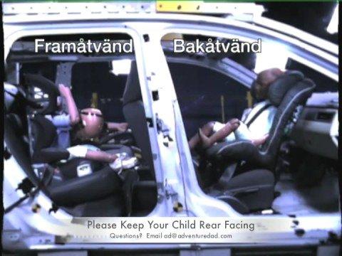 Rear Facing Vs. Forward Facing Car Seat Safety