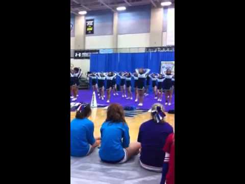Har ber high school cheer competition