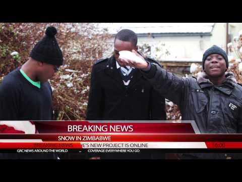 Snow in Zimbabwe