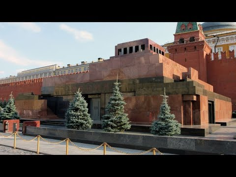 Зачем Мавзолею Ленина пятый угол?  Тайна разгадана!!!