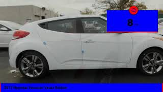2017 Hyundai Veloster Value Edition [LISTING TYPE] H17732