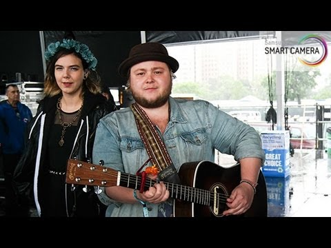 Of Monsters and Men: A Day In The Life at Governors Ball 2013