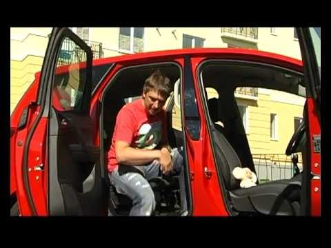 Тест Opel Meriva 2011  www.skorost-tv.ru