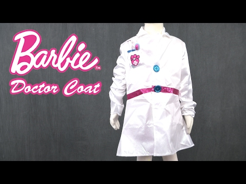 Barbie Doctor Coat from Just Play