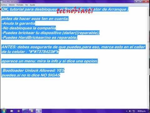 Desbloquear bootloader y rootear (compatible ICS)