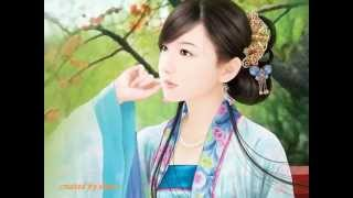 """ Narcissus LoVe ""......a beautiful Chinese Music from the lovely sound of ..  ""Guzheng and Erhu "" !"