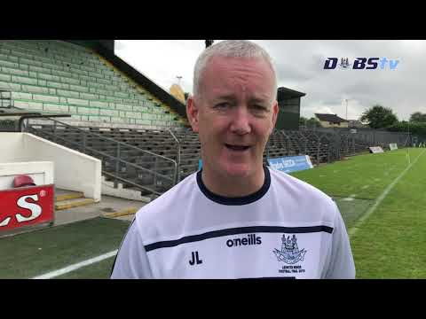 Jim Lehane speaks to Dubs TV after Leinster final defeat to KIldare