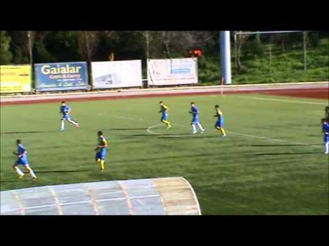 Campeonato Distrital 2� Divis�o - 9J Oliveira do Douro - Valadares A 3-1
