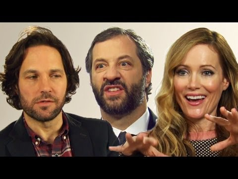 Judd Apatow, Paul Rudd & Leslie Mann | This Is 40 Interview