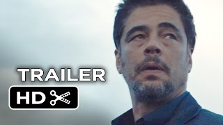Sicario TRAILER 1 (2015) - Emily Blunt, Benicio Del Toro Movie HD