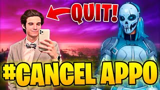 Appo CANCELLED?!? Shawtle QUITTING!?! Faze Zay JOINS Team Haku And More Fortnite Mobile News...