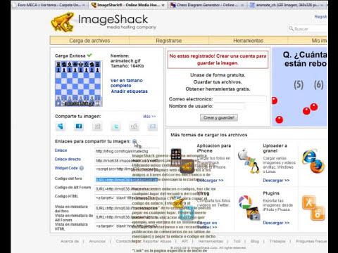 Insertar diagrama de jugadas en archivo de Ajedrez formato PGN.mp4