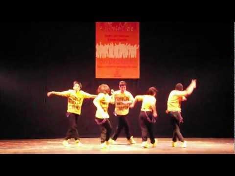 Shock Motion Crew - 1er Lugar Baile Entretenido Valdivia - K&E'Studios