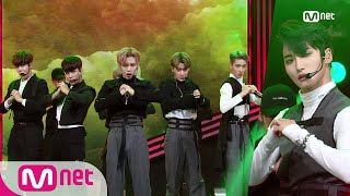 Ateez Pirate King Kpop Tv Show M Countdown 181115 Ep 596