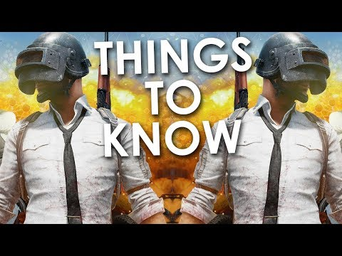 PUBG Mobile 5 Things You NEED TO KNOW