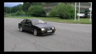 Ford Sierra M50 Turbo by Skogenracing