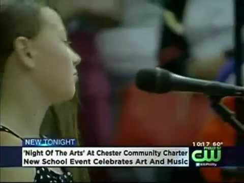 "Chester Community Charter School ""Night of the Arts"" - CW Philly"
