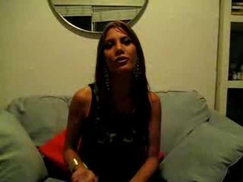 Saludos de Thelma, Miss Nicaragua 2008